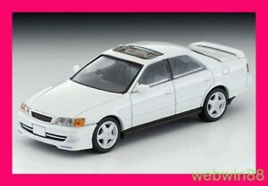 Tomica Limited Vintage NEO LV-N224a Toyota Chaser Tourer V White