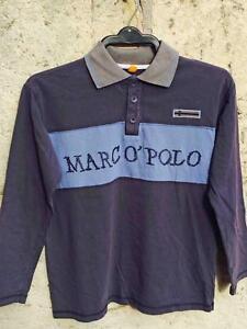 857290c7bd Marco Polo Long Sleeve Polo Shirt Cotton T-Shirt Top Age 12 Years ...