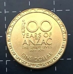 2014-AUSTRALIAN-1-ONE-DOLLAR-COIN-100-YEARS-OF-ANZAC-THE-SPIRIT-LIVES