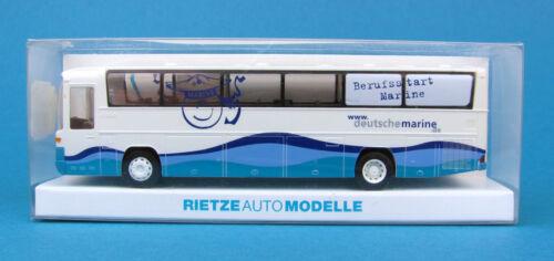 Rietze h0 60263 MB o 303 omnibus Marina tedesca professionale start OVP ho 1:87 BOX