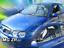 Saute vent MG ZR 3-porte 1999-2005 2-tlg HEKO Foncé Déflecteurs