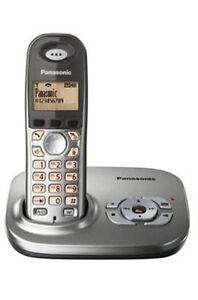panasonic kx tg7321 kx tg7321e cordless dect phone with answering rh ebay com Panasonic Owner's Manual panasonic kx tg7641 manual download