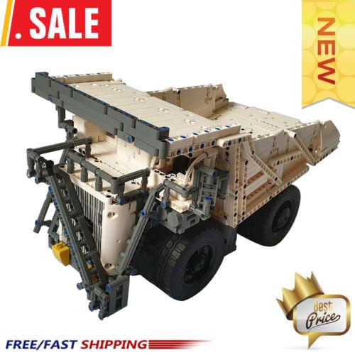MOC-29699 Mining DumpTruck T284 for Liebherr RC R9800 42100 Building Blocks