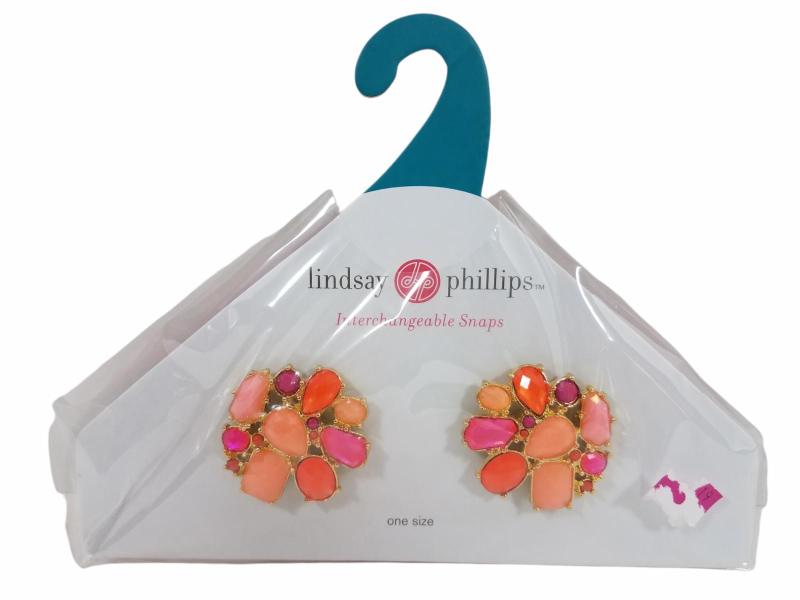 Lindsay Phillips Snaps Shoe Jewelry JOANIE Switchflops