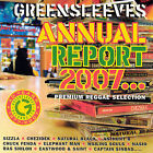 Greensleeves Annual Report 2007 by Various Artists (CD, 2002, Greensleeves Records)