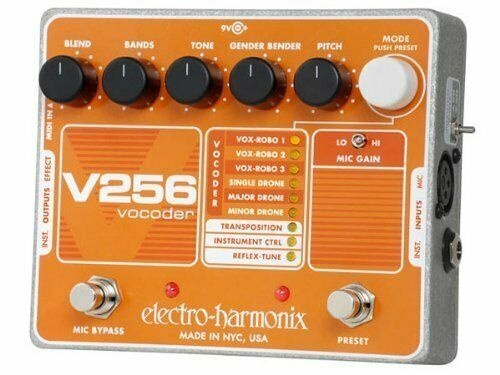 Electro-harmonix V256 EH7882 Effects Pedal