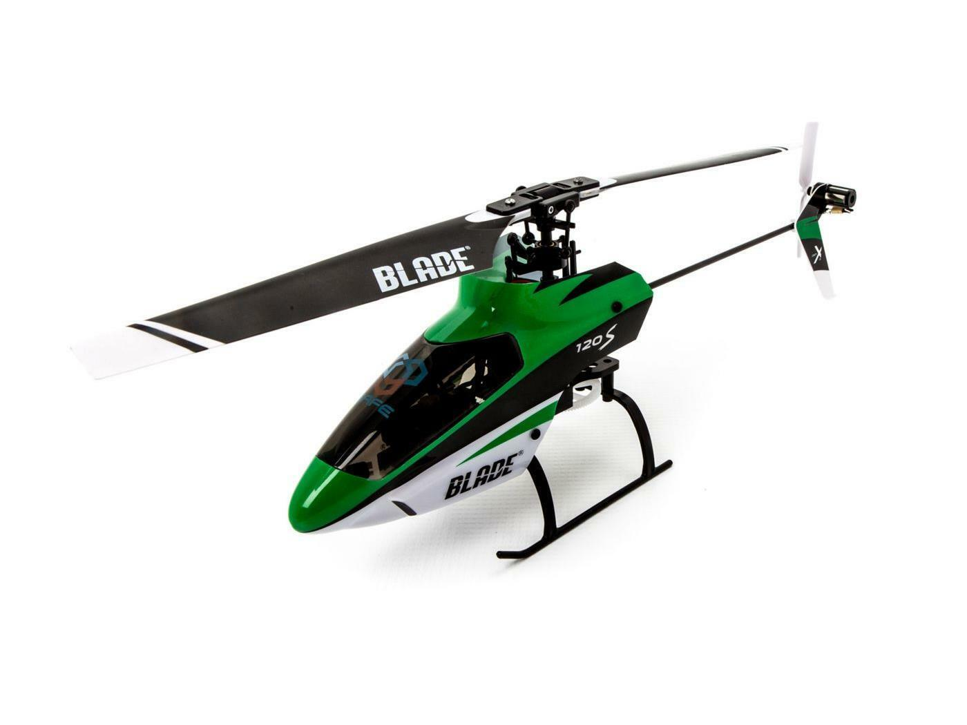 BLADE 120 S BNF SAFE® Technology Flybarless Helicopter