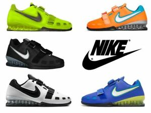 Details about NIKE Romaleos 2 Weightlifting Shoes Powerlifting Gewichtheben Schuhe