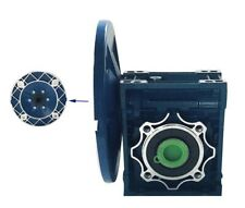 Business Amp Idustrial Adjustable Worm Gear 401 Speed Reducer Gearbox Rv040