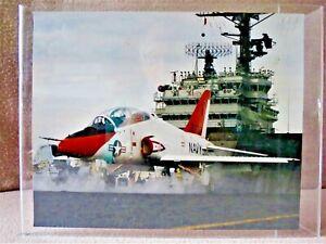 RARE-1991-034-McDONNELL-DOUGLAS-T-45A-GOSHAWK-JET-034-8-034-x-10-034-Glossy-Press-Photo