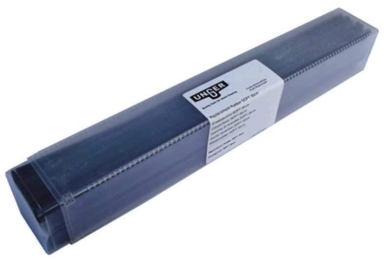 Unger RP45H Wischergummi-Box hard hart 25Stk 45cm Glas Fensterreinigung rubber