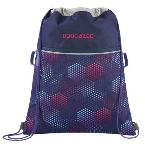 Coocazoo RocketPocket Sportbeutel Purple Illusion Turnbeutel