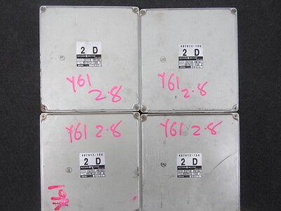 GENUINE NISSAN PATROL GU RD28 DIESEL TURBO ECU SUITS 1997-2000