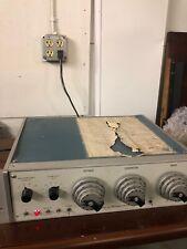 She She Corporation Precision Low Level Ac Impedance Bridge Rbu