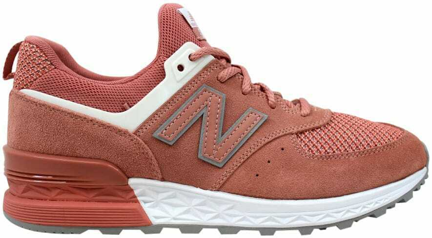 New Balance 574 Sport Dusted Peach White MS574STP Men's