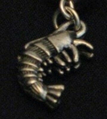 Charms & Charm Bracelets Fashion Jewelry Shrimp Pewter Charm Diversified Latest Designs