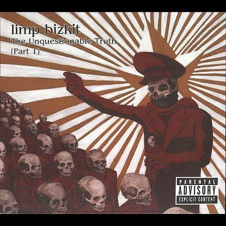 The Unquestionable Truth Part 1 CD New [PA] [Digipak] by Limp Bizkit  2005 Gef