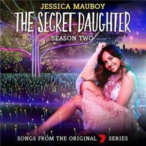 JESSICA-MAUBOY-THE-SECRET-DAUGHTER-Season-Two-CD-NEW