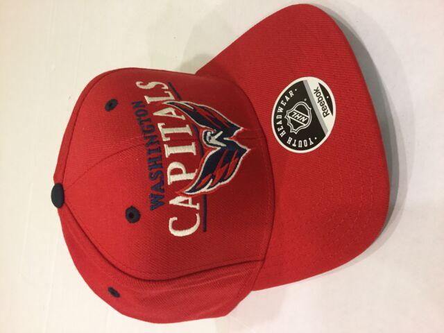 Buy Reebok Youth Washington Capitals Snapback Cap Navy 1 online  83862630bbc