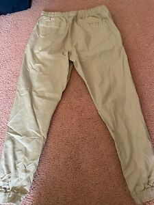 Forever 21 Men Khaki Pants Ebay