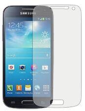 2 x  Samsung Galaxy S4 Mini GT-i9195 LTE Clear LCD Screen Guard Protector Film