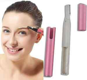 Lady-Electric-Shaver-Bikini-Legs-Eyebrow-Trimmer-Shaper-Hair-Remover-Beauty-tool