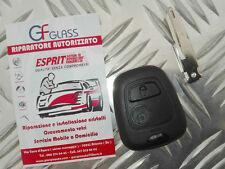 COVER CHIAVE GUSCIO PER TELECOMANDO 2 TASTI CITROEN JUMPER XSARA PICASSO SAXO