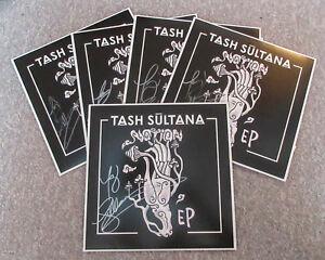 Tash Sultana Signed Autographed Notion Vinyl Album EP PROOF