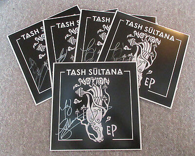 Tash Sultana Signed Autographed Notion Vinyl Album EP PROOF Flow State JSA  COA | eBay