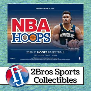 2020-21 Panini NBA Hoops 10 Hobby Box Half Case Break 2/4 4pm CST - Magic