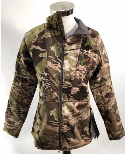 Under Coat 150 Armour 940 Camo 191632251028 Coldgear 1316695 Forest Women's Medium Puffer rdrwxqz0vC