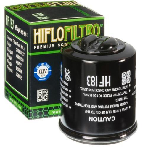 FILTRE A HUILE  HIFLO HF183 PIAGGIO X EVO 125 2007 2008 2009 2010