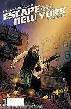Escape From New York #15 Comic Book 2016 - Boom