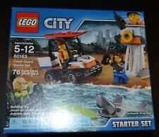 Lego 60163 City Coastguard Starter Set New /& Sealed
