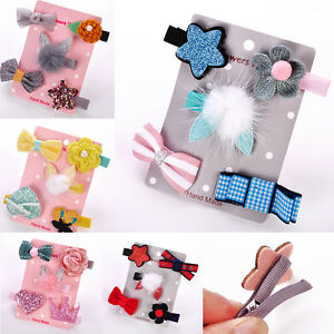 5Pcs-set-Baby-Kids-Girls-Hair-Clip-Hairpins-Set-Cute-Hair-Clip-For-Kids-Surprise