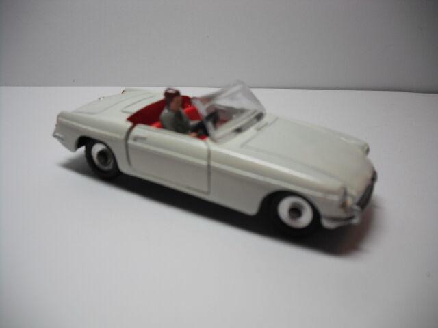 MECCANO LTD. DINKY giocattoli  13 MGB Touring Cabrio. RESTAURATO Quasi Nuovo