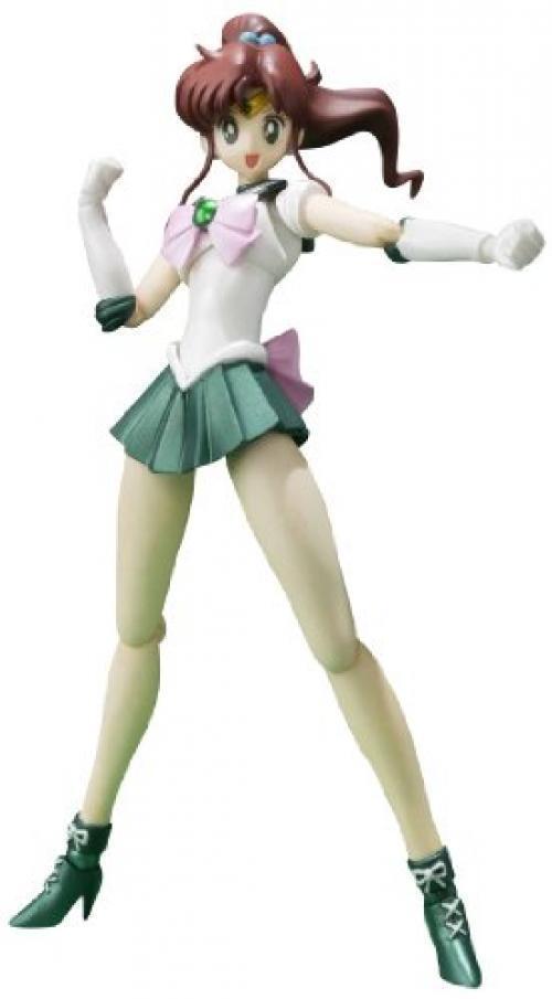 NEW S.H.Figuarts Sailor Moon SAILOR JUPITER Action Figure BANDAI F/S