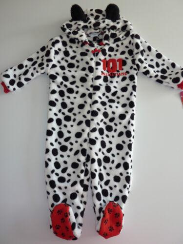 Dress Up NWT DISNEY Gorgeous 101 Dalmatians Romper Suit