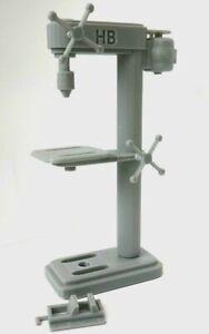 RC-1-10-Scale-DRILL-PRESS-Shop-Garage-Rock-Crawler-Doll-House-Accessories-USA
