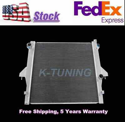 DPI2711 All Aluminum Radiator For 03-10 Dodge Ram 2500 3500 5.9L 6.7L L6 Cummins