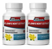 Yarrow Herb 4 - St. John's Wort Extract 475mg - Immunity Booster Caps 2b