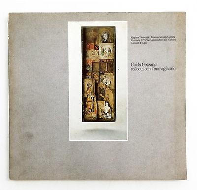 Guido Gozzano: colloqui con l'immaginario Catalogo Foto di Mauro Raffini 1983