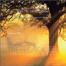 """Reflexiones Venid A Mi Vol. 10 - audio por Alex """"El Genio"""" Lucas"""