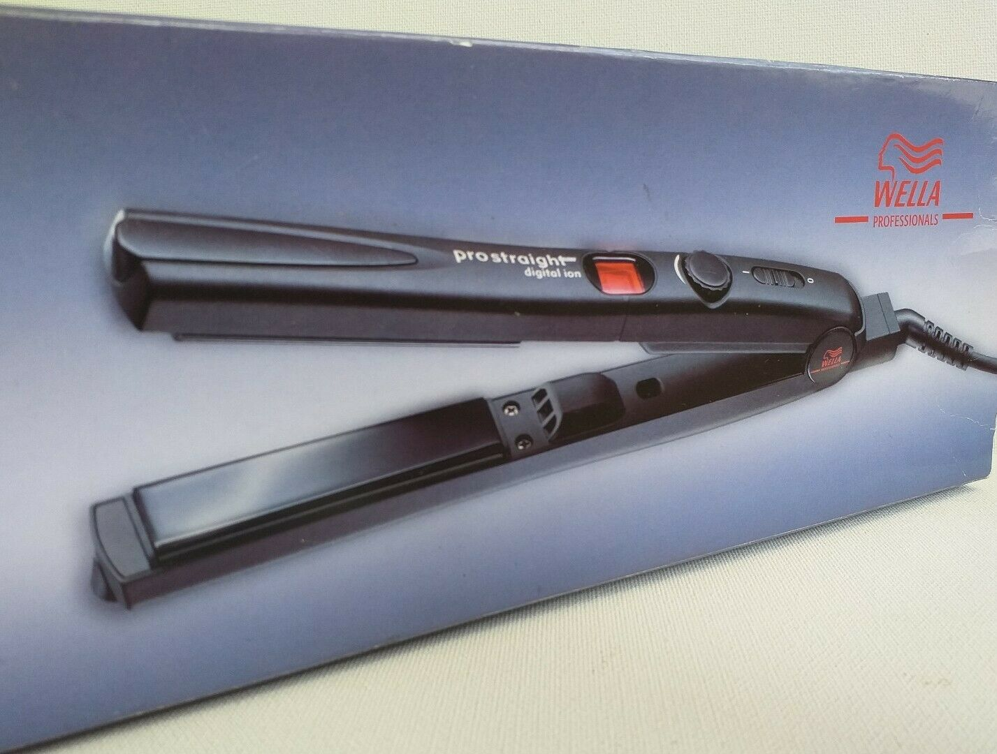 NEW Wella Professionals Hair Straighteners Pro Straight tested working