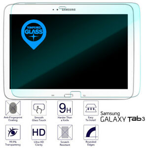 For-Samsung-Galaxy-Tab-3-10-1-Tempered-Glass-Screen-Protector-Clear-P5200-P5210