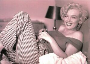 Postcard-Marilyn-Monroe-by-C-amp-D-Visionary-Inc-in-Sepia-Tones-2001