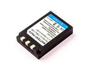 Batteria-per-Macchina-fotografica-digitale-sostituita-Olympus-Li-10B-Li-12B