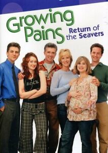 Growing Pains - Return of the Seavers DVD NEW RARE QUICK SHIPPING!