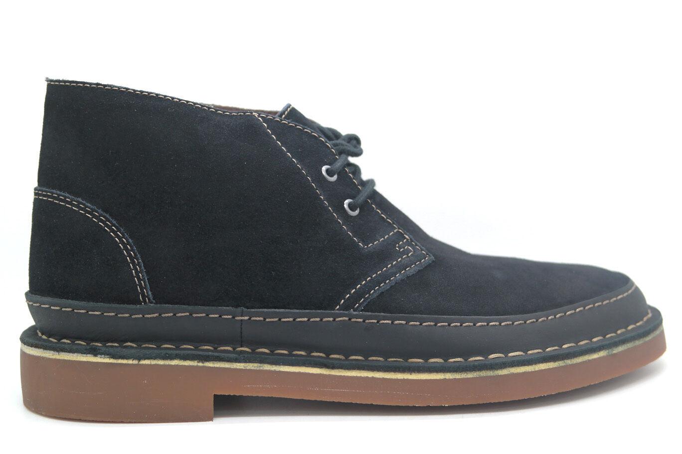 [BUSHACRE RAND-07697] CLARKS RAND BUSHACRE RAND CLARKS hommes Chaussures CLARKS noir SUEDM f0ad2d