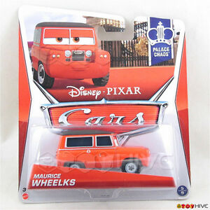 Disney Pixar Cars 2 Maurice Wheelks From The Palace Chaos Collection 5 Of 9 Ebay